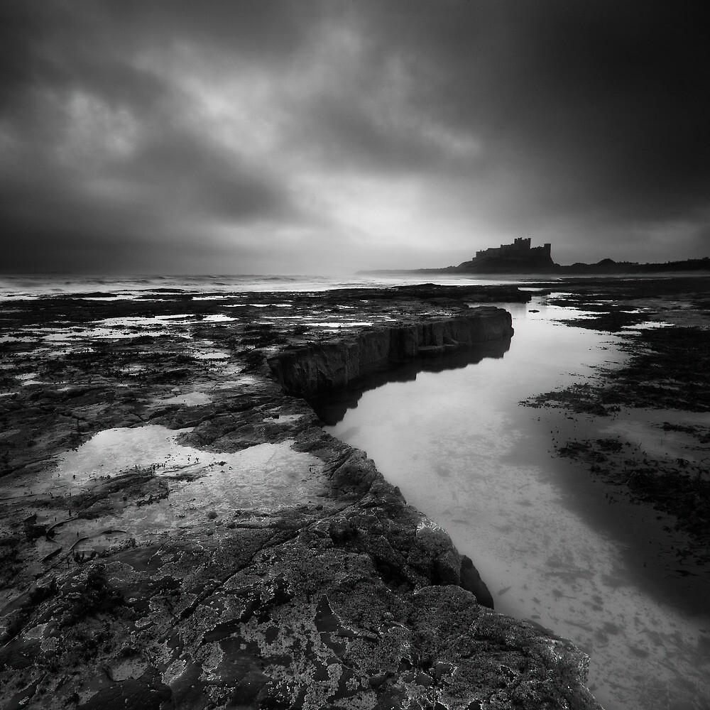 Bamburgh dawn II by SteveOnTheRun