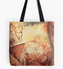 I Love You for All Time [A Postcard Tote Bag