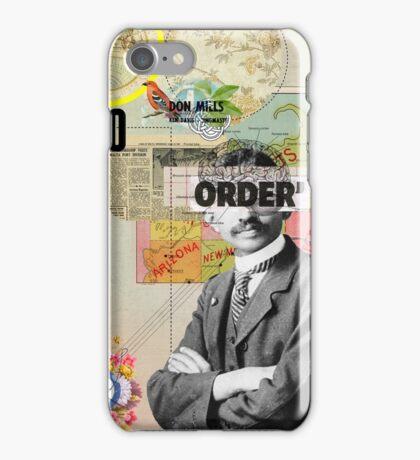 Gandhi by Elo iPhone Case/Skin