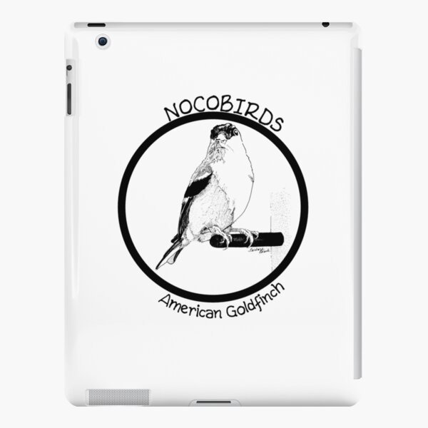 American Goldfinch iPad Snap Case