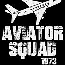 Aviator Squad Airplane Pilot von mjacobp