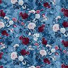 Blue Garden by RIZA PEKER