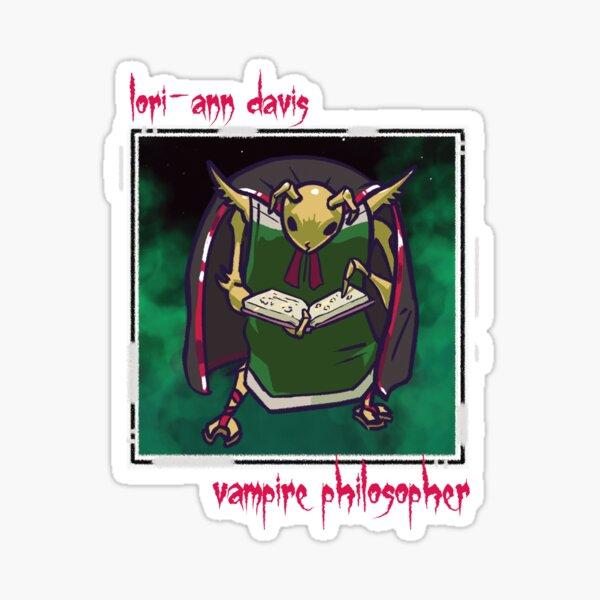 Dragon Bridge Lori-Ann Davis Sticker
