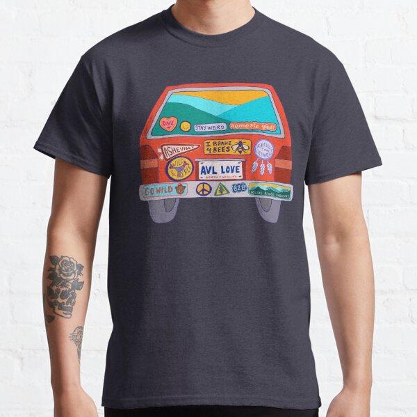 Bumper Sticker Classic T-Shirt