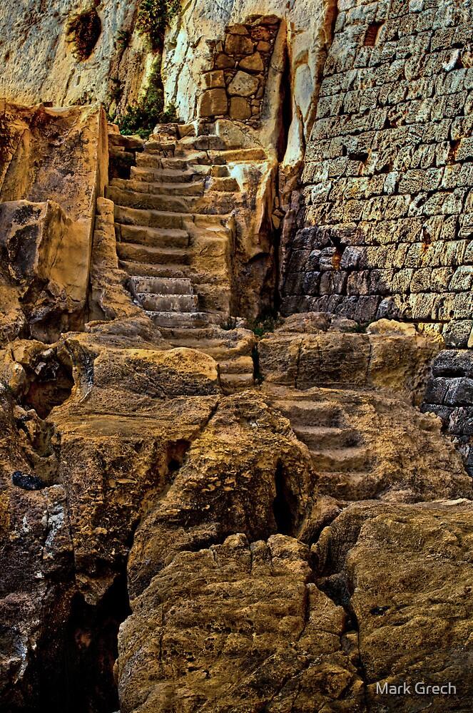 The Hidden Stairway by Mark Grech