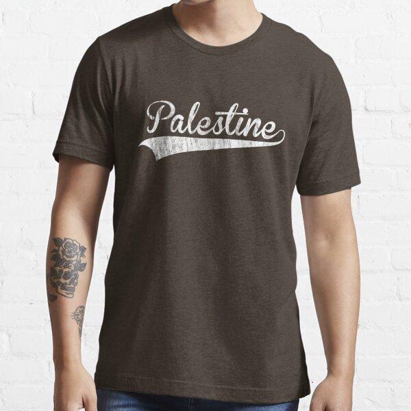 Vintage Palestina Camiseta esencial
