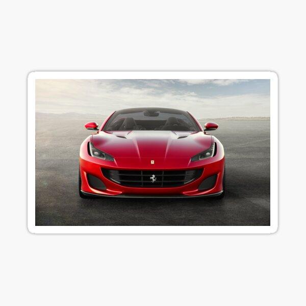 Ferrari 812 Superfast Sticker