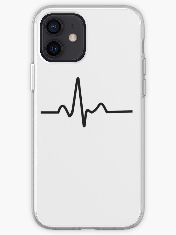 ECG Trace | Coque iPhone