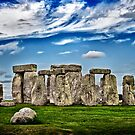 Stonehenge - England by skphotography