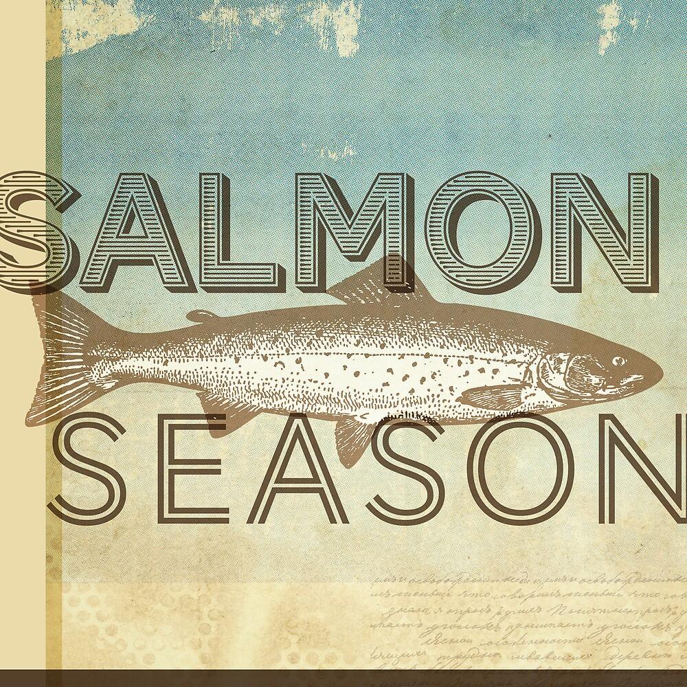 Salmon Season by Dallas Drotz