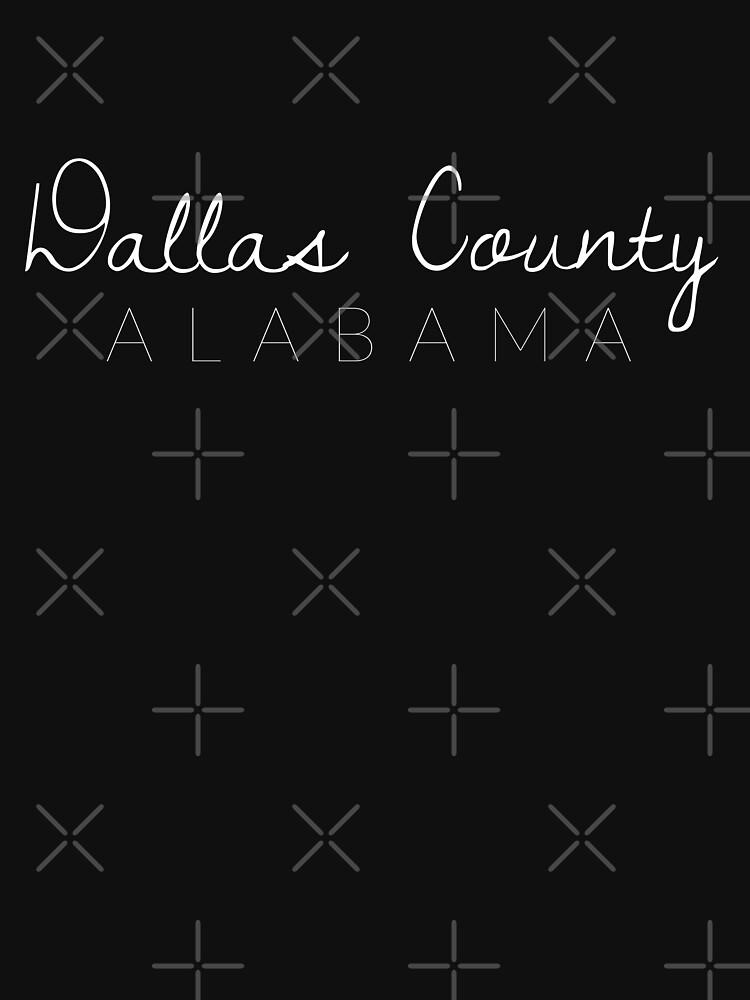 Dallas County, Alabama by GhostlyWorld