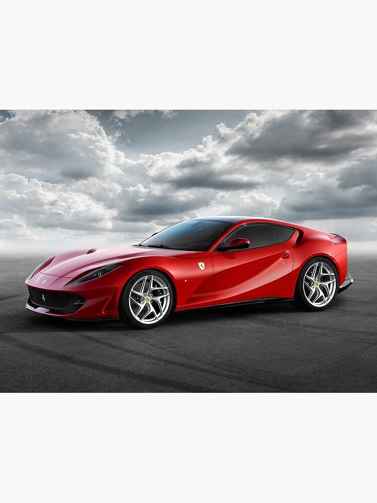 Ferrari 812 Superfast  by liesjes