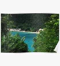 Sneak Peek of Anse d'Arlet - Martinique, F.W.I. Poster
