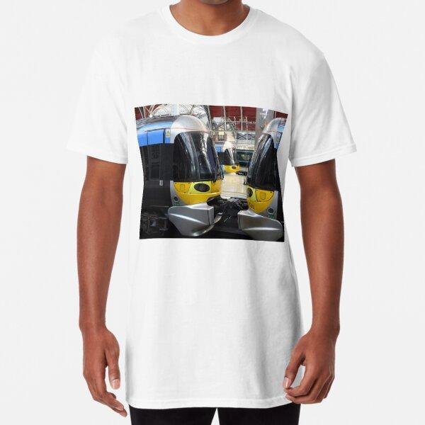 Heathrow Handover Long T-Shirt