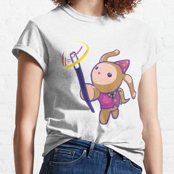 Dragon Bridge Bunny Wizard Classic T-Shirt