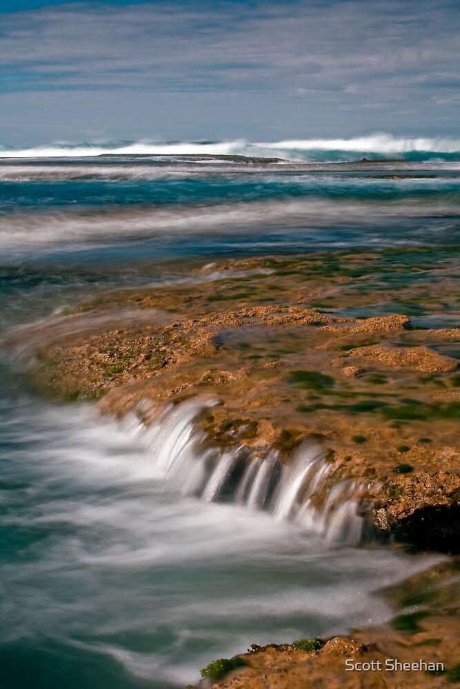 Flowing Tide by Scott Sheehan