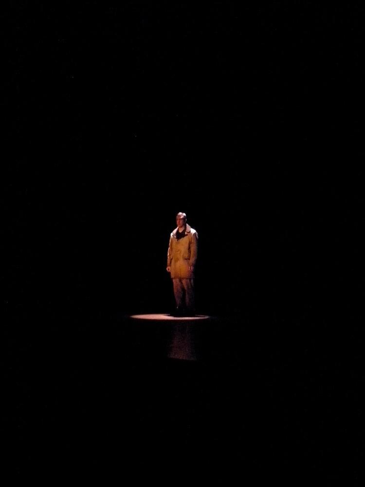 Man Alone by Mellinda