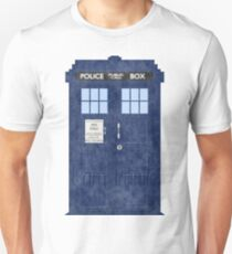 Doctor Who TARDIS - Cloudy 'I am Infinite' Unisex T-Shirt