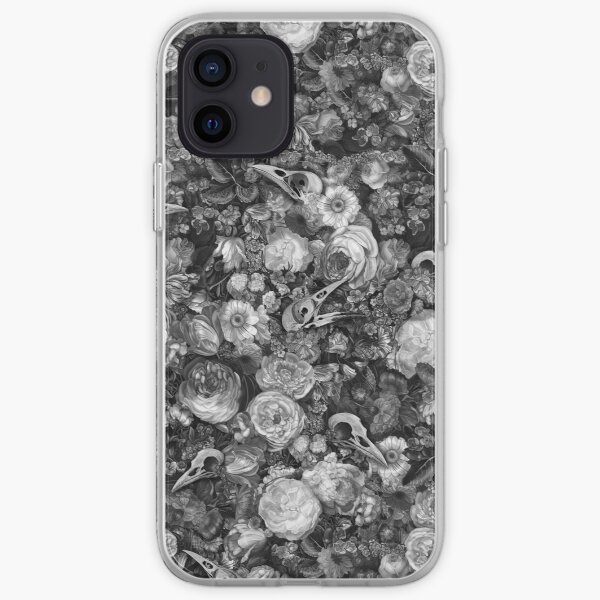 Baroque Macabre II iPhone Soft Case
