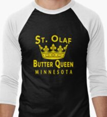 ST OLAF BUTTER QUEEN WITH CROWN T-Shirt