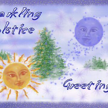 Solstice Greetings by artbyjehf