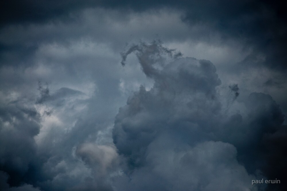 clouds 7 by paul erwin