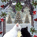 Mistletoe Magic by Sharksladie
