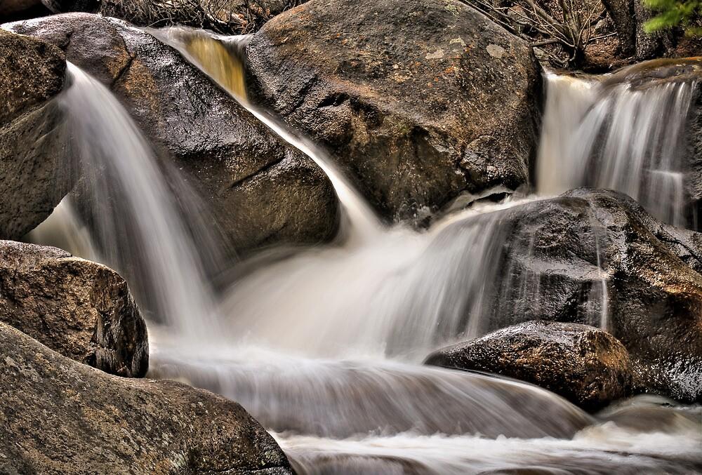 Tumbling River Runoff by ShotByAWolf