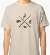 Hipster Marauders  Classic T-Shirt