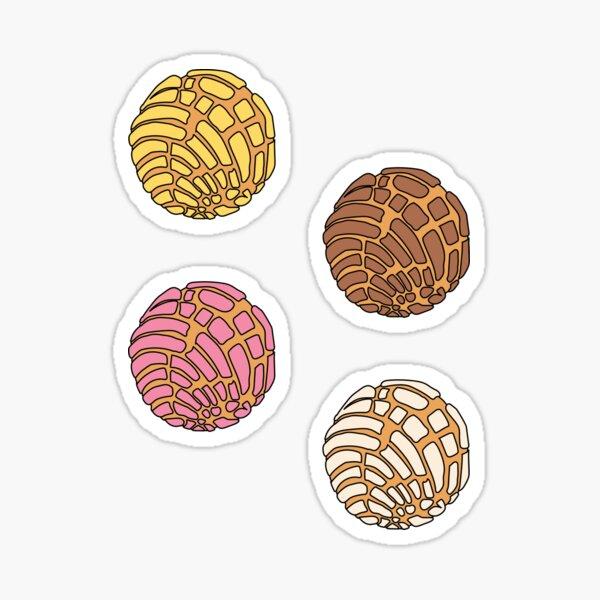 Mini Conchas  Sticker