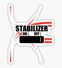 Stabilizer Sticker
