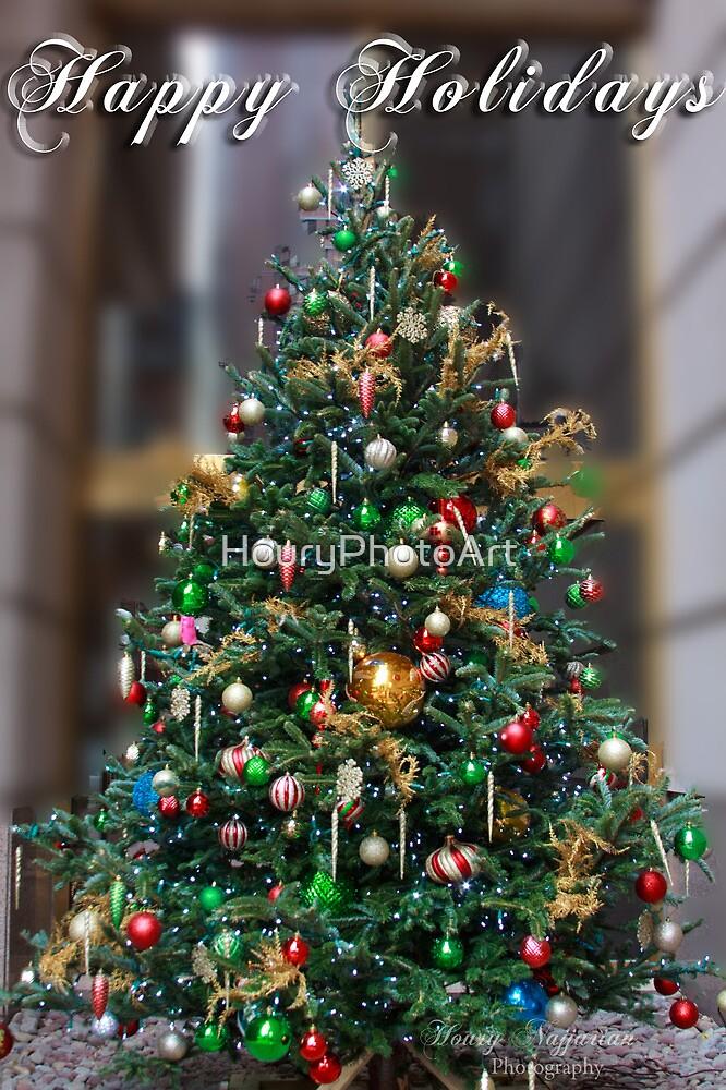 Happy Holidays by HouryPhotoArt