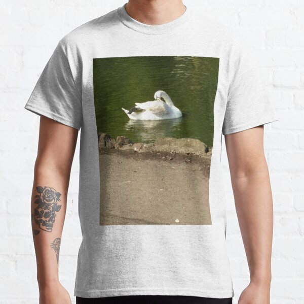 M.I. #43 |☼| Swan - Shot 1 (Pearson Park) Classic T-Shirt