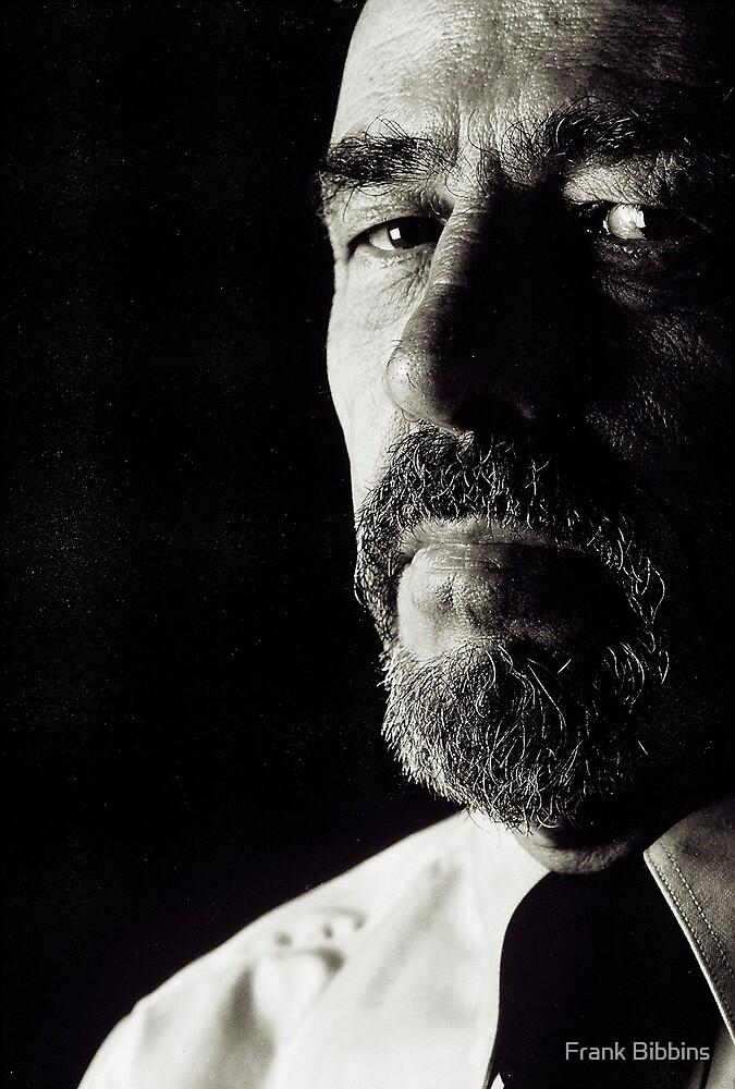 Untitled Portrait #4 by Frank Bibbins