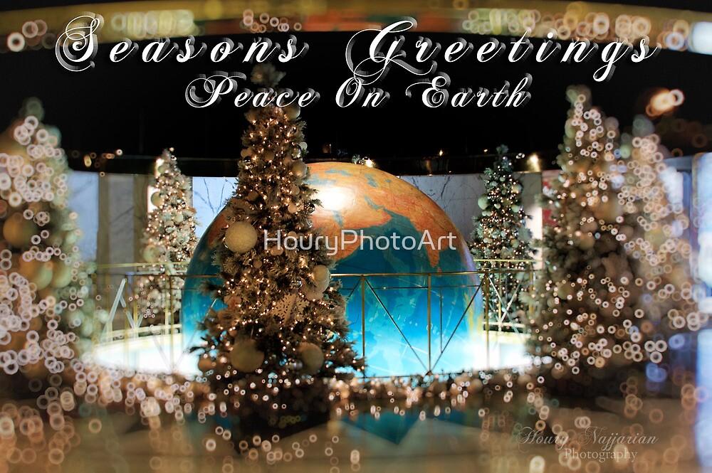 Seasons Greetings by HouryPhotoArt