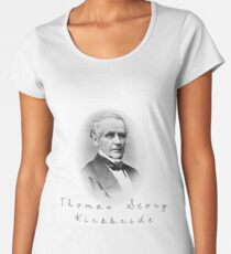 Thomas Story Kirkbride Premium Scoop T-Shirt