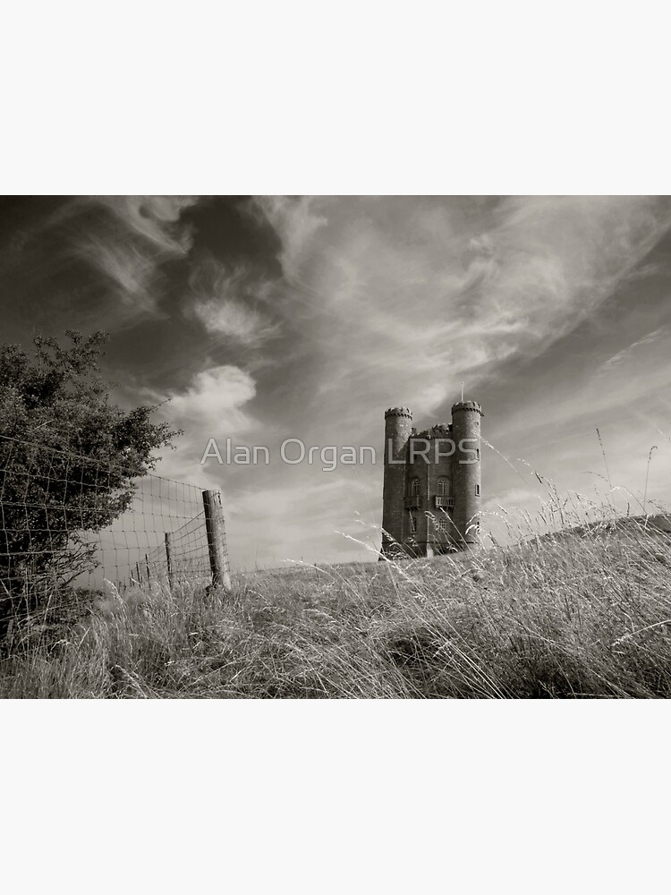 Broadway Tower Lith Effect by AlanOrgan