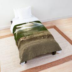 Merch #43 -- Swan - Shot 1 Comforter