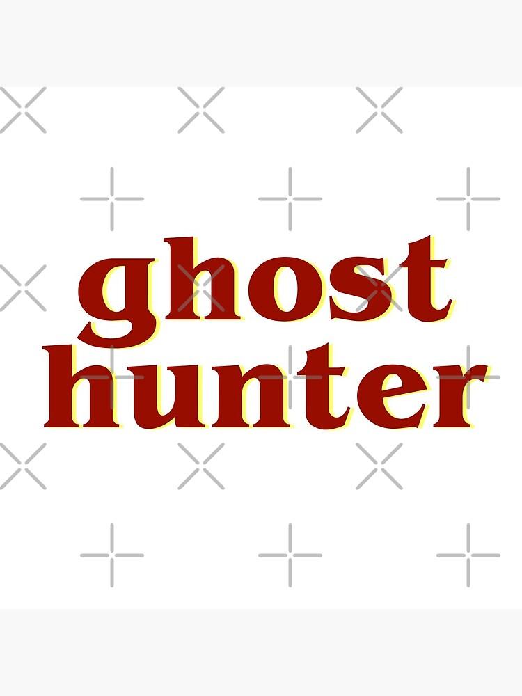 Retro 80s Ghost Hunter by GhostlyWorld