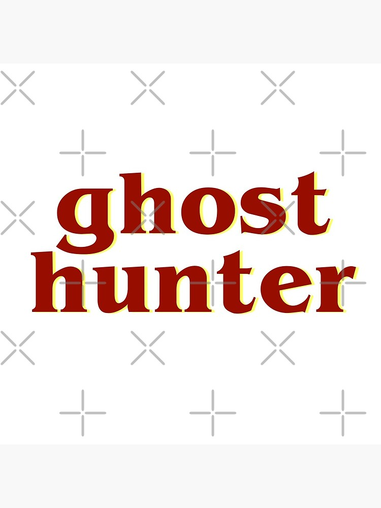 Retro 80s Ghost Hunter by GhostlyWorld