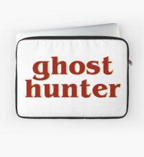 Retro 80s Ghost Hunter Laptop Sleeve