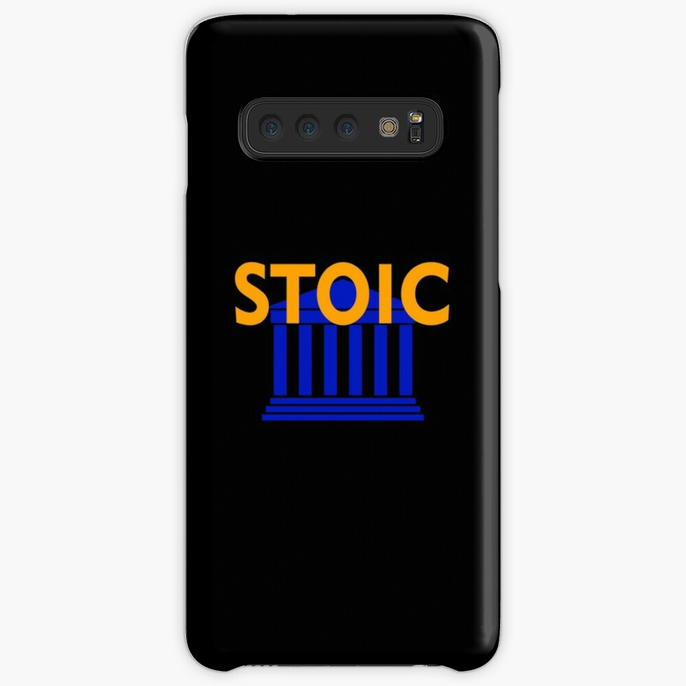 Stoic - Stay Stoic - Find Freedom Case & Skin for Samsung Galaxy