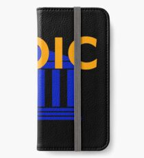 Stoic - Stay Stoic - Find Freedom iPhone Wallet/Case/Skin