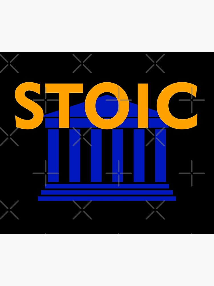 Stoic - Stay Stoic - Find Freedom by StoicMagic
