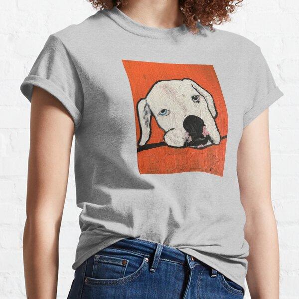 Pisco the Boxer Classic T-Shirt