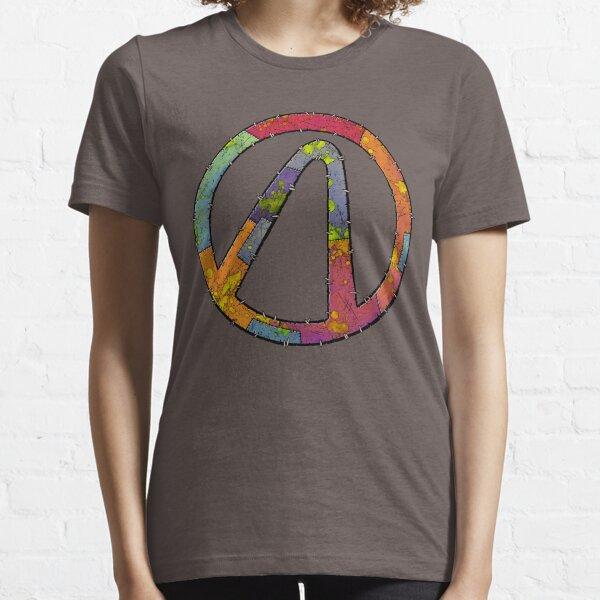 Vault Symbol Stitched Varkid - Borderlands Essential T-Shirt