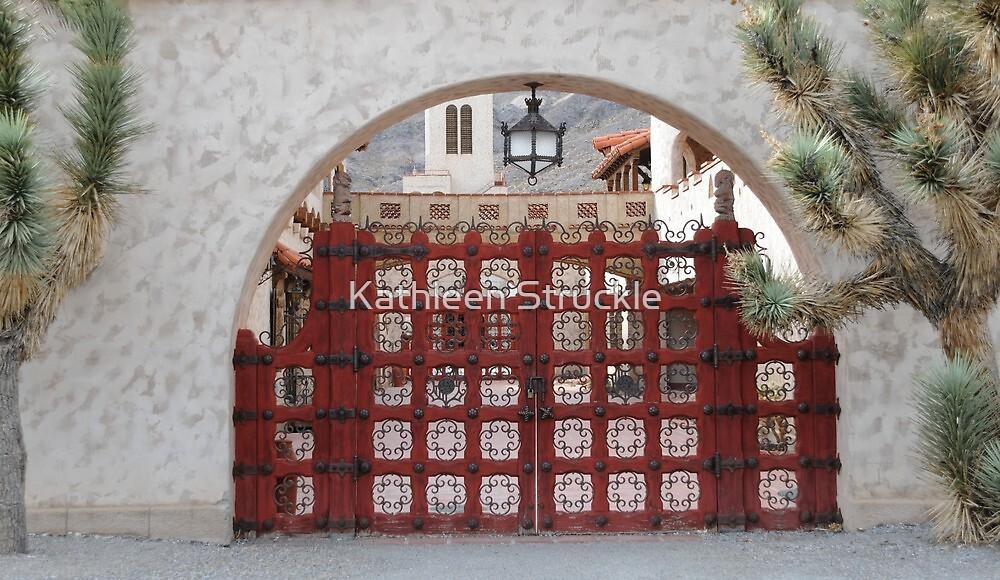 Elegant Entrance by Kathleen Struckle
