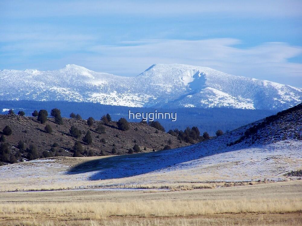High Desert Mountain Majesty by heyginny