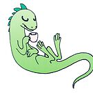 Lizard Chill by BlackHatRat