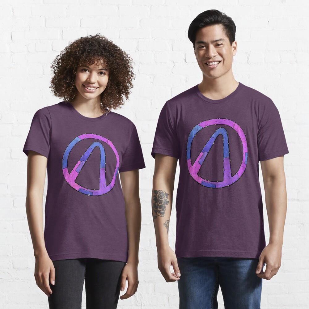 Vault Symbol Stitched Eridium - Borderlands Essential T-Shirt